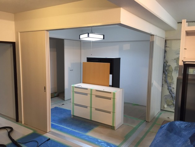 熊本市 マンション改装工事