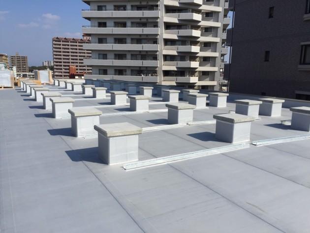 Yマンション邸 太陽光設備設置工事