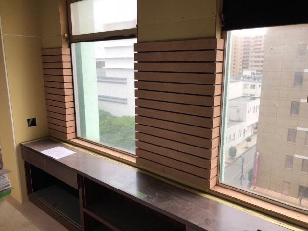 下関市豊前田町 テナント様内装工事その⑴ 施工後