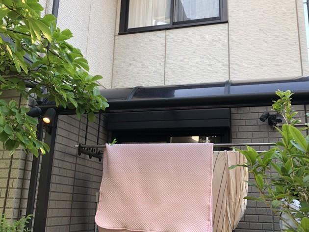古賀市  S様邸  外壁塗装工事  その⑴