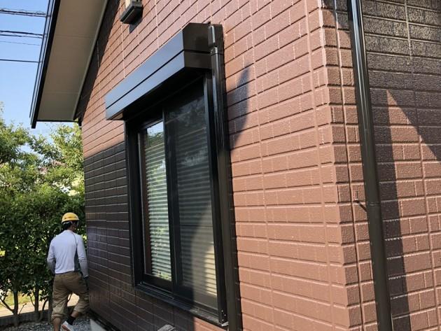 古賀市  S様邸  外壁塗装工事  その⑵