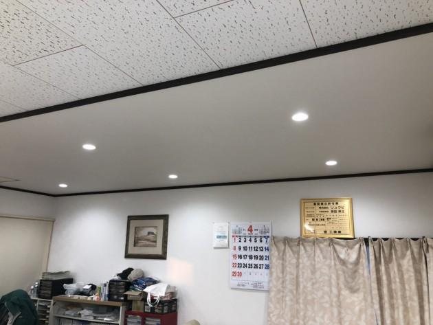 小倉南区LED工事