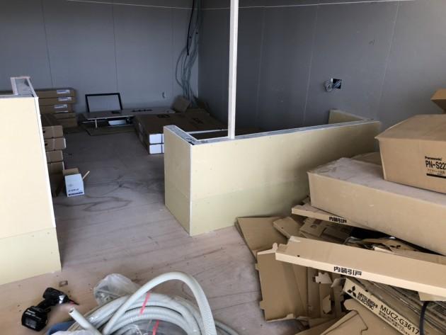 北九州市八幡西区 家具工事